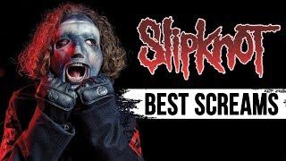 Corey Taylor (Slipknot) Best Live Screams