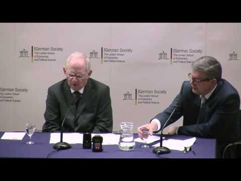 German Symposium 2016 (organised by LSE German Society)