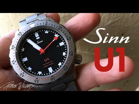 Sinn U1 Review - One of Germany's Best