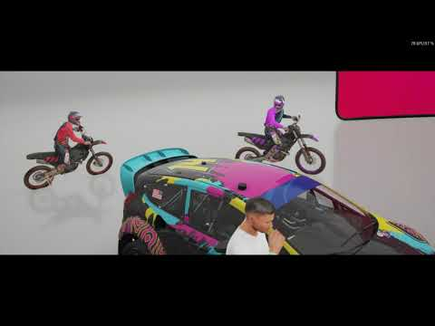 Forza Horizon 4 - Show Runs