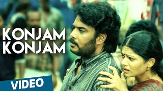 Konjam Konjam Official Song | Nagaram | Sundar.C, Anuya