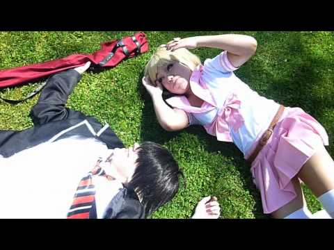 4-EVER BE MINE || Outtakes [Eng Sub] Ao no Exorcist Cosplay