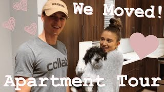 WE MOVED AGAIN..... (lol) | Empty Apartment Tour