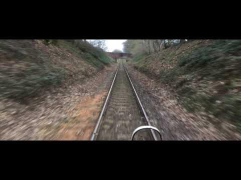 Mid Hants Railway Brake Van Ride Alton to Alresford