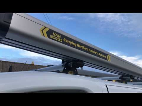 Vauxhall Vivaro - Showroom Demo Van