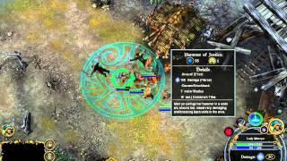 dungeons and dragons dragonshard gameplay hd