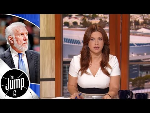 Remembering the 'strong, wonderful, kind, intelligent' Erin Popovich | The Jump | ESPN