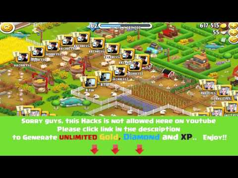 [[ Hay Day ]] NEW Pirater Télécharger Gratuit 2015