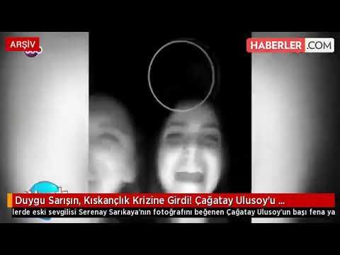 Çağatay Ulusoy un sevgilisi Duygun Sarışın kıskançlık krizine girdi!!