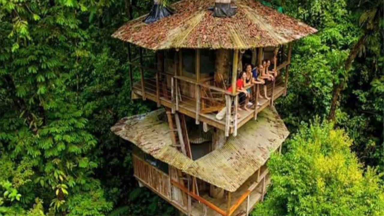 Our Jungle Treehouse In Costa Rica