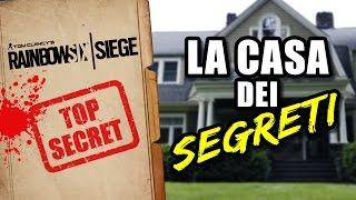 SIEGE: LA CASA DEI segreti...