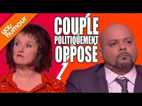 FREDERICK SIGRIST & A.ROUMANOFF  - Couple politiquement opposé