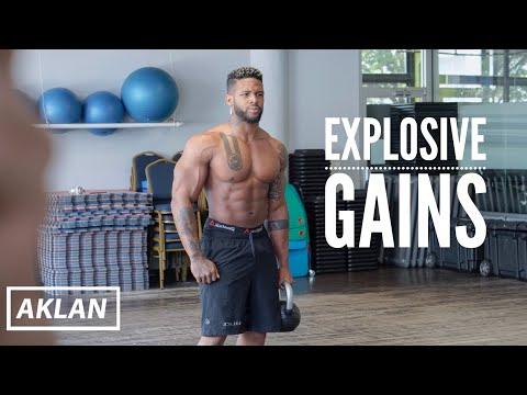 Athletic Training Ep.2 | Upper Body Explosive Training for Beginners