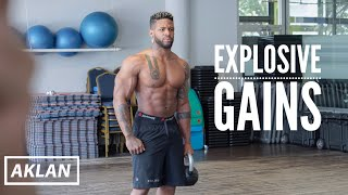 Athletic Training Ep.2 | Upper Body Explosive Training for Beginners