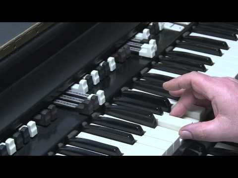 HAMMOND ORGAN & KEYBOARDS FOR BEGINNERS LESSON #6 - B3 and C3