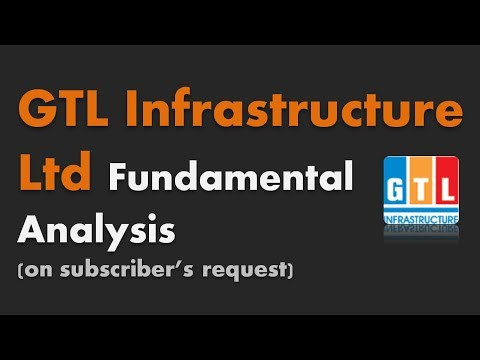 GTL Infrastructure Limited Fundamental Analysis 26.03.18 | Is GTL Infra a Multibagger Stock