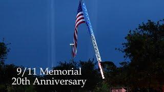 9/11 Memorial Service 20th Anniversary