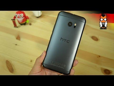 HTC 10 Hands On und umfangreicher Kurztest [German - Deutsch]