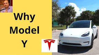 model S Owner Prefers Tesla Model Y vs The Model 3 and Explains Why