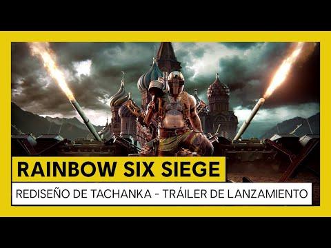 Tom Clancy's Rainbow Six Siege - Rediseño de Tachanka - Tráiler de lanzamiento