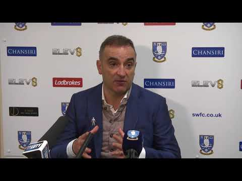 POST-MATCH | Carlos on the Owls' 3-0 win over Leeds