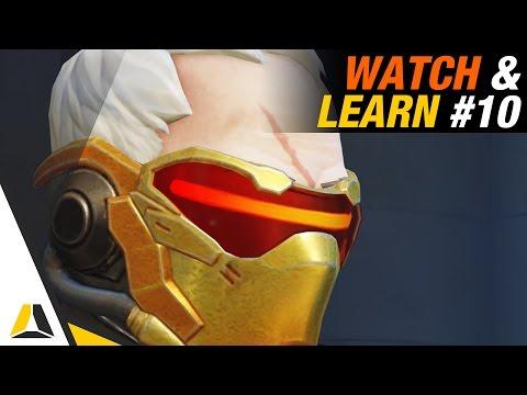 WATCH & LEARN #10 avec Flippy (joueur pro) - OVERWATCH FR