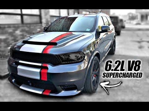 Dodge Durango Hellcat >> Durango Srt Hellcat 700 Hp Insane