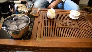 Gongfu Electric  Tea Tray