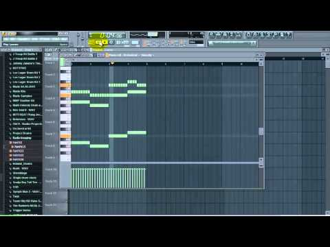 fl studio shortcuts to quickly copy patterns in the piano roll