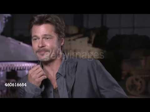 Brad Pitt & David Ayer  about the movie Fury mud and the Tanks