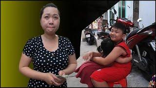 Tiếp tục hỗ trợ cho gia đình anh Vũ Chí Tâm: Tiếng cười con trẻ rộn vang trở lại | QUỐC CHIẾN TV
