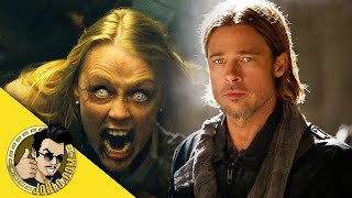 World War Z - WTF Happened To This Movie?