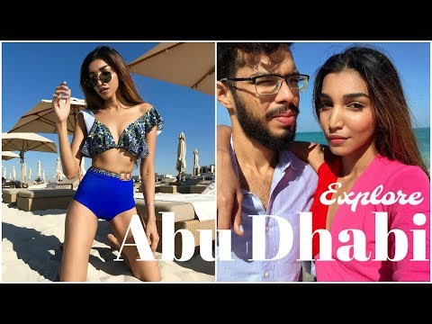VLOG 25: Abu Dhabi, Like Never Before!