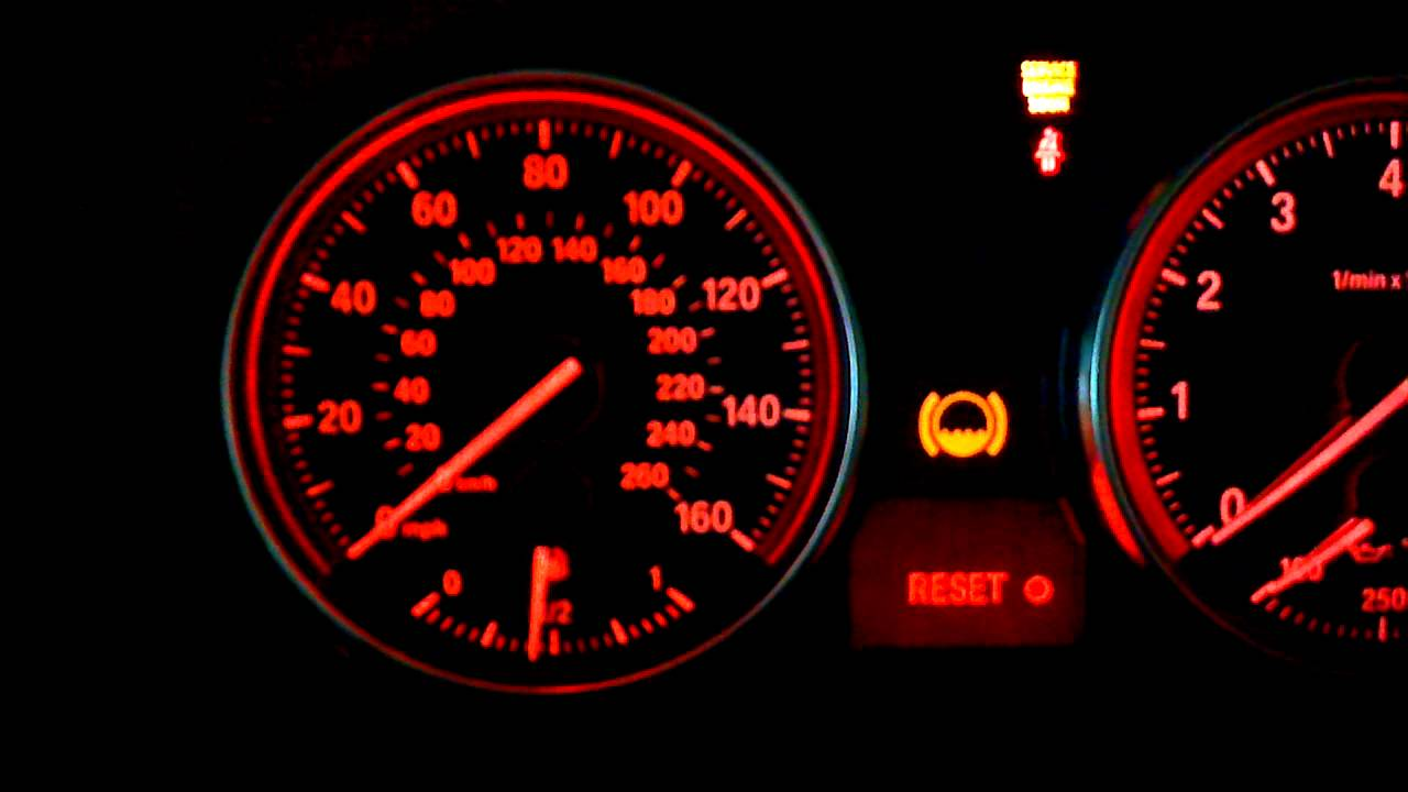 Bmw Service Light Reset E E E E YouTube - Bmw e90 warning signs