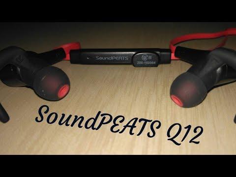 SoundPEATS Q12 Review (HINDI)