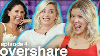 OVERSHARE: NERDY CHILDHOODS ft. Meghan Rienks (Episode 4)