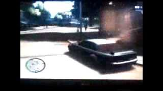 GTA 4 / Ps3 : voiture cachée!!   (sultan rs)..