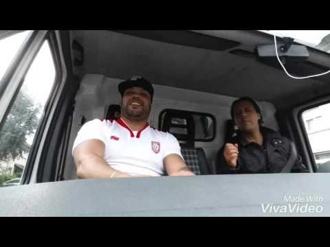 Booji & Daly Jaw Twansa F Frankfurt ,Germany