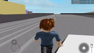Playing Subway testing classic on Roblox