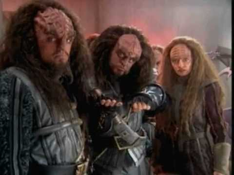 Star Trek: Klingon  (PC Game 1996 by Simon & Schuster Interactive)