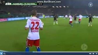 Hamburger SV vs FC Bayern München DFB Pokal