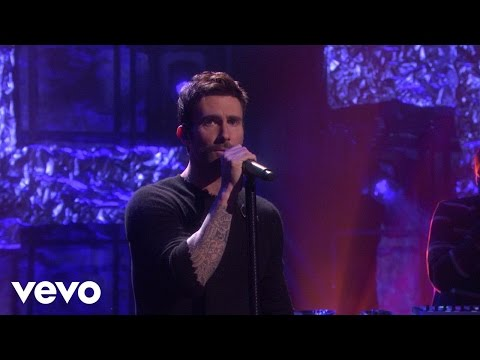 Maroon 5 - Don't Wanna Know (Live On The Ellen DeGeneres Show/2016)