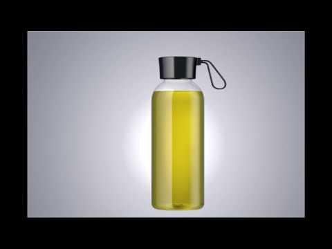 Моделирование спортивной бутылки в Solidworks, рендер в Cinema 4d