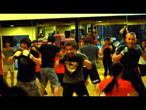 Body Combat 60 Track 5 Active Life Fitness Thailand