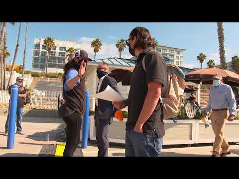 Safe to Resume Endurance Sports Demo - Oceanside California