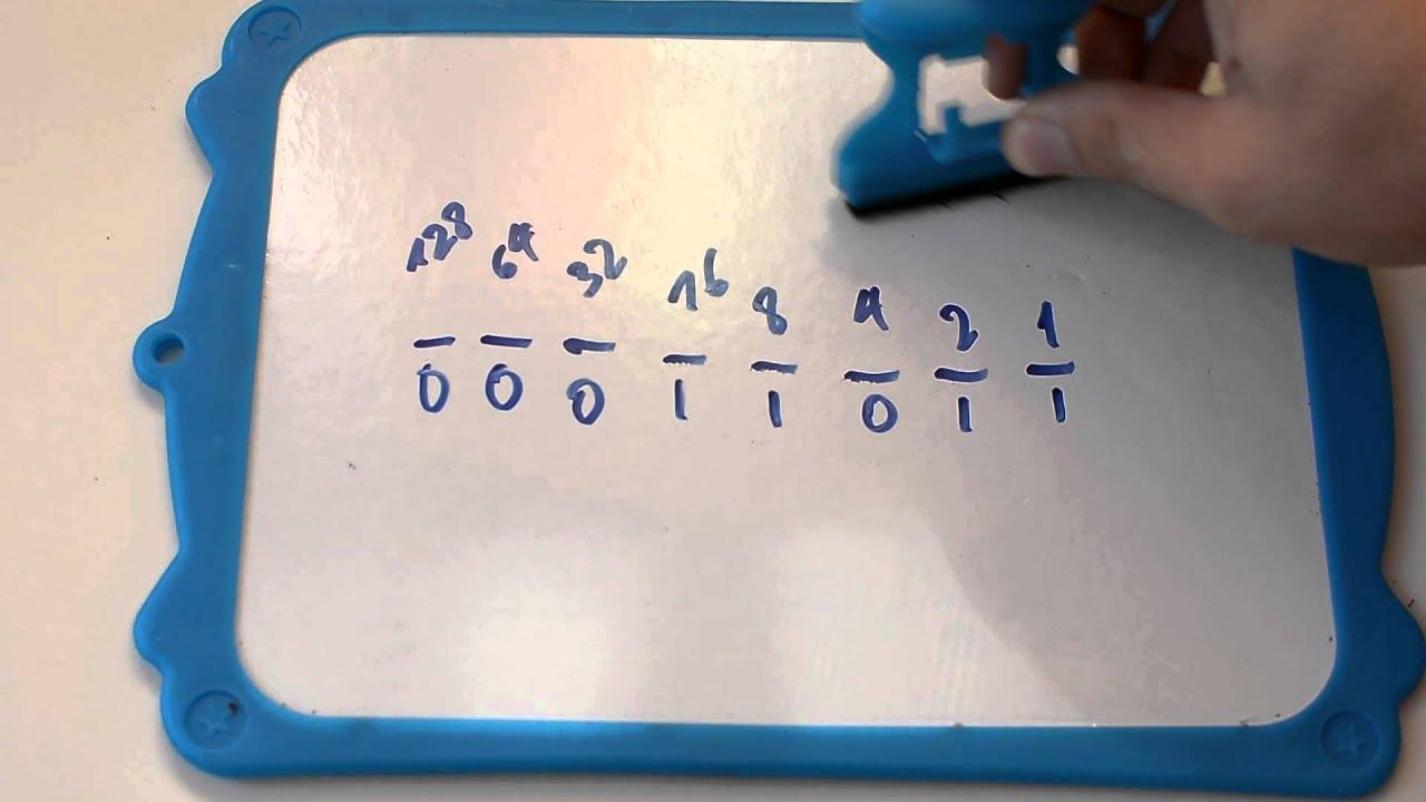 Ce este codul binar si cum putem sa-l intelegem