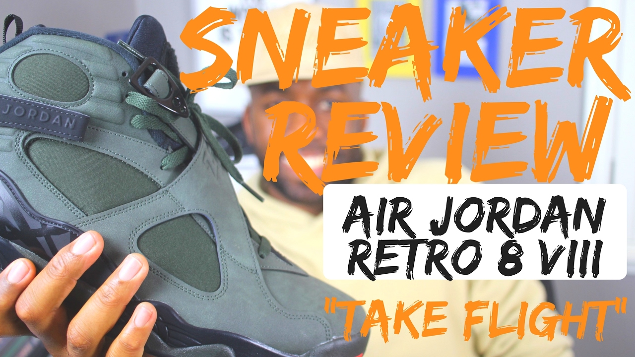 best website 2fdad e8bcb #10 | Sneaker Review | Air Jordan Retro 8 VIII