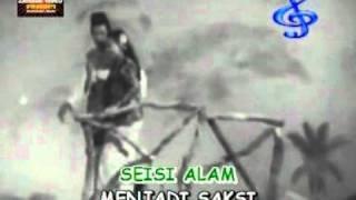 """SAMARAK HATI (KARAOKE) P.Ramlee & Rubiah versi filem """"Juwita""""(1951)"""