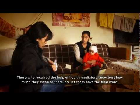 Serbia: Health mediators for the Roma community