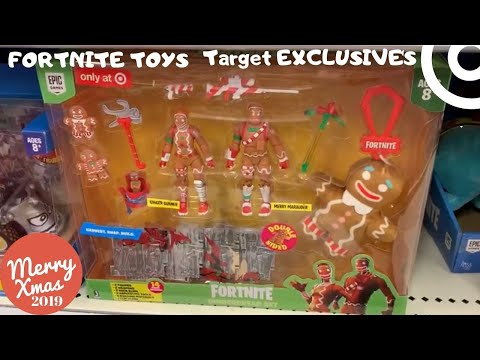 Fortnite Christmas Toys 2019: Target Exclusives